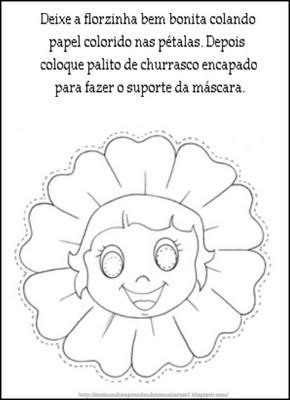 Atividade 03 Vamos Colorir Projeto Primavera Marcoscassemiro