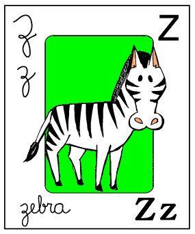 Alfabeto De Parede